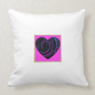 Just hearts throw pillows