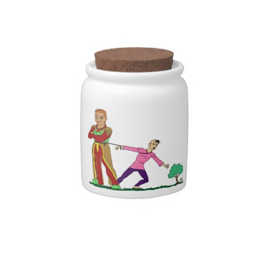 Just One More! Candy Jar