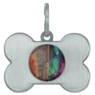 Just Paint Pet Tags