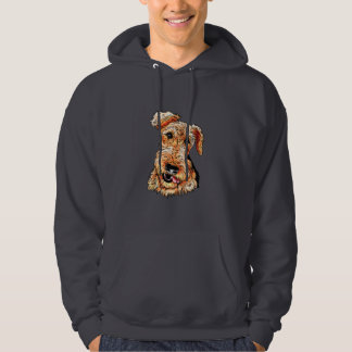 Just the Airedale Terrier Hoodie