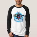 Justice League Power Trio T Shirts