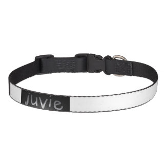 juvie Dog Collar Plain Medium