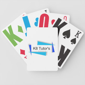 K8 Bicycle® Poker Jumbo Playing Cards