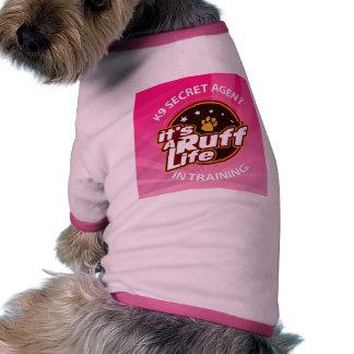 K9 Secret Agents in Training Doggie TShirt
