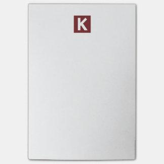 K Post-its