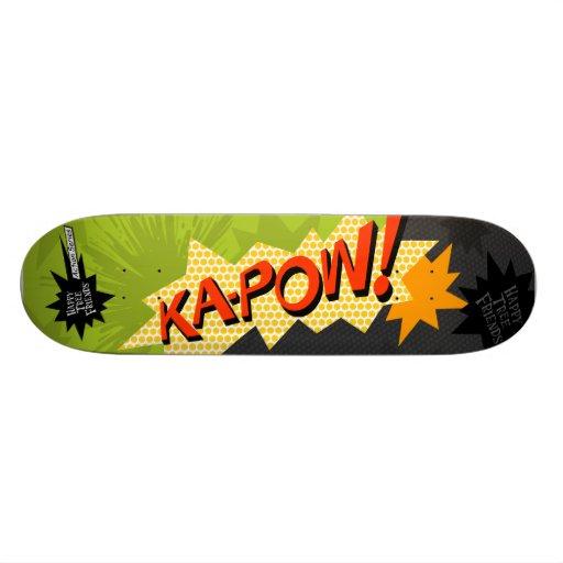 KA-POW! board Skateboard