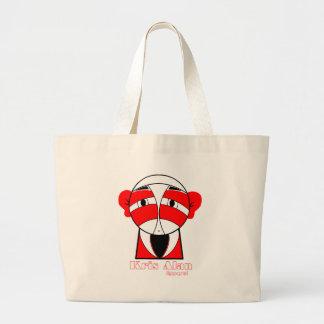 KA Samurai Large Tote Bag