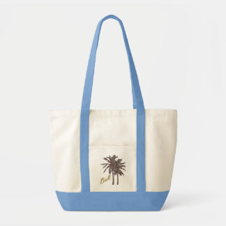 Kade Batik Palm Trees Tote Bag