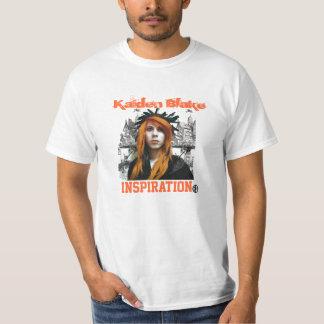 Kaiden Blake--Inspiration Shirt(front only) T-Shirt