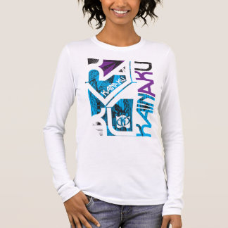 Kainaku Bella fitted LS Long Sleeve T-Shirt