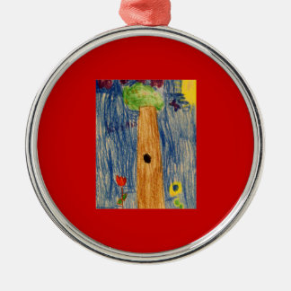 Kaitlyn Art1583a1 Tree The MUSEUM Zazzle Gifts Christmas Ornaments