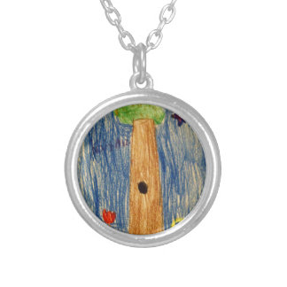 Kaitlyn Art1583a1 Tree The MUSEUM Zazzle Gifts Pendants