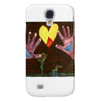 Kaitlyn HANDS Art1569a1a The MUSEUM Zazzle Gifts Galaxy S4 Cases