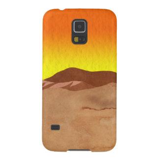 Kalahari Desert Galaxy S5 Covers