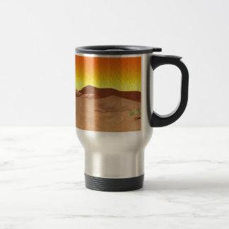 Kalahari Desert Stainless Steel Travel Mug