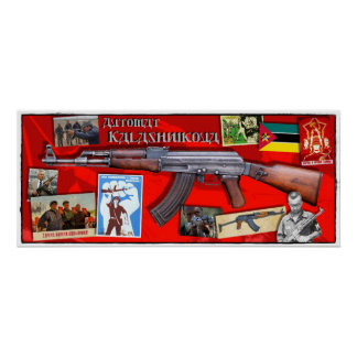 Kalashnikova Poster