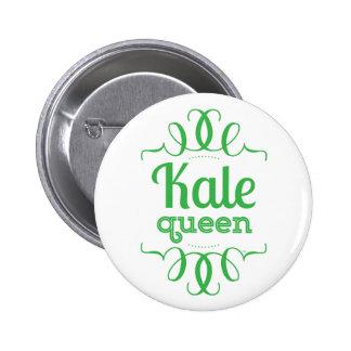Kale Queen Button