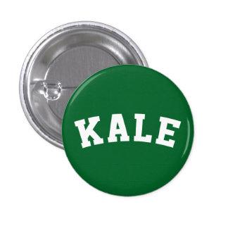 Kale Vegan Humor Button