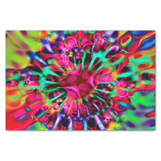 Kaleidoscope Apophysis I + your idea Tissue Paper