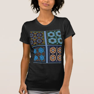 Kaleidoscope Collage Marvel T-Shirt