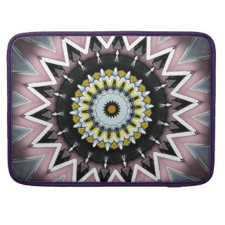 Kaleidoscope Design Macbook Pro Sleeves