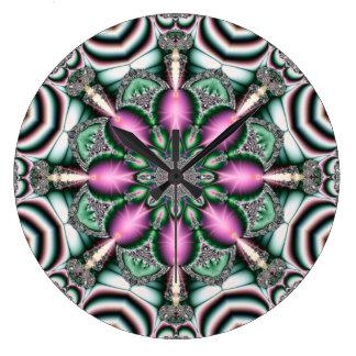 Kaleidoscope Kreations HS3 Round Clock