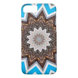 Kaleidoscope Mandala in Slovenia: Pattern 213.1 iPhone 8/7 Case