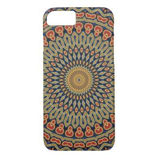 Kaleidoscope Mandala in Vienna: Pattern 220.6 iPhone 8/7 Case