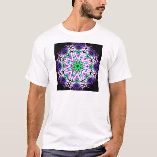 Kaleidoscope Shattered Prism Rainbow T-Shirt
