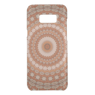 Kaleidoscope Star Mandala in Hungary: Pattern 207 Uncommon Samsung Galaxy S8 Plus Case