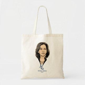 Kamala Harris 46 Tote Bag