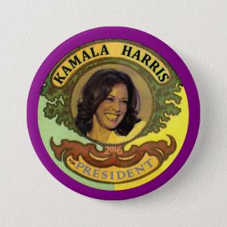 Kamala Harris for President 2016 7.5 Cm Round Badge