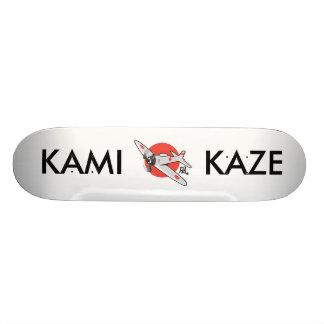 KAMIKAZE 21.6 CM SKATEBOARD DECK