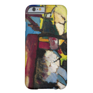 Kandinsky Abstract art Barely There iPhone 6 Case