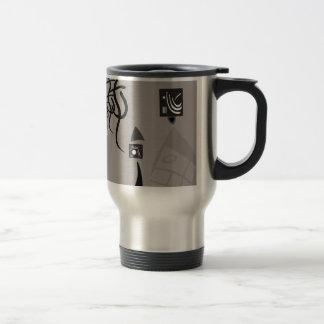 Kandinsky… comics coffee mugs