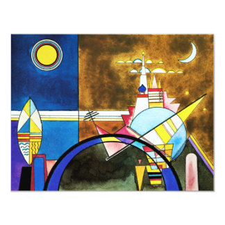Kandinsky Great Gate of Kiev Invitations