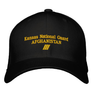 KANSAS 18 MONTH TOUR EMBROIDERED HATS