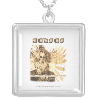 KANSAS - 2006 Tour Silver Plated Necklace
