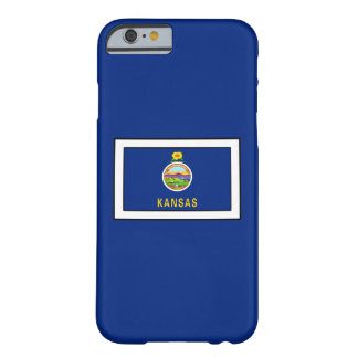 Kansas Barely There iPhone 6 Case