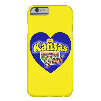 Kansas Girl Barely There iPhone 6 Case