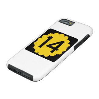 Kansas K-14 Tough iPhone 6 Case
