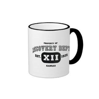 KANSAS Recovery Mug