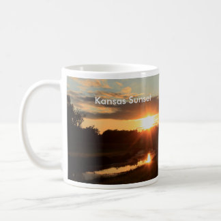 Kansas Sunset's Coffee Mug