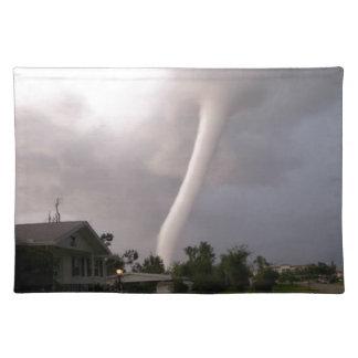 Kansas Tornado Placemat