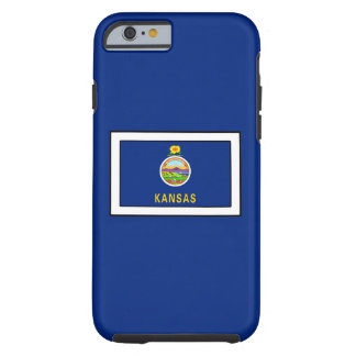 Kansas Tough iPhone 6 Case