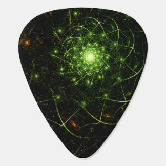 Kaos Entwined Flame Fractal Plectrum