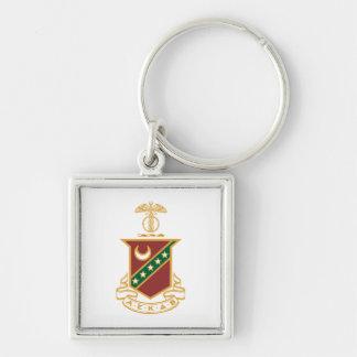 Kappa Sigma Crest Key Ring