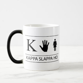 Kappa Slappa Ho Magic Mug