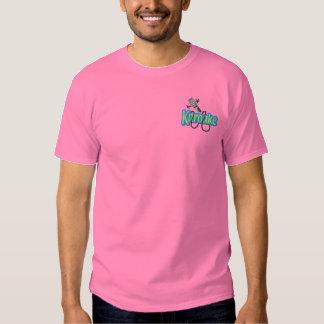 Karaoke Embroidered T-Shirt
