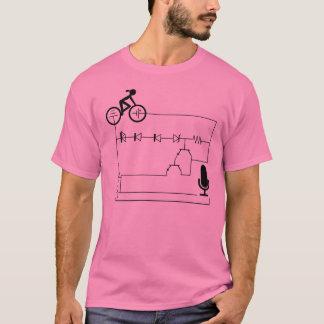 Karaoke-Power Cycling T-Shirt